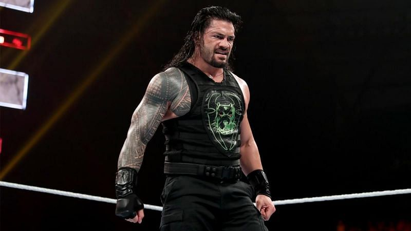 Roman Reigns is the face of WWE