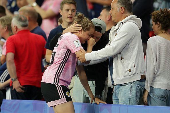 Scotland v Argentina: Group D - 2019 FIFA Women