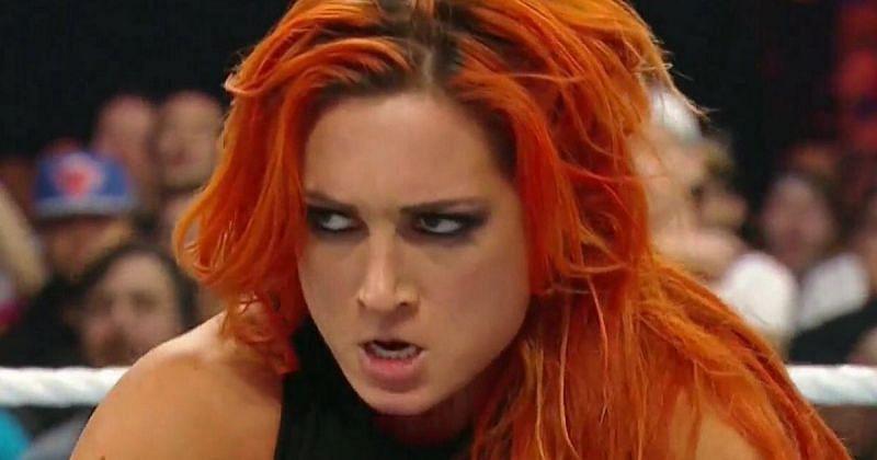 Becky Lynch.
