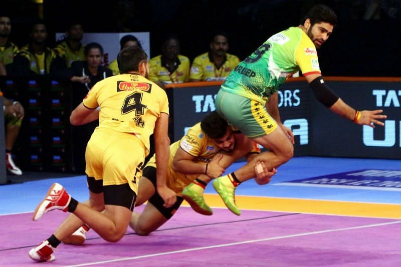Can the Titans keep the threat of Pardeep Narwal at bay?
