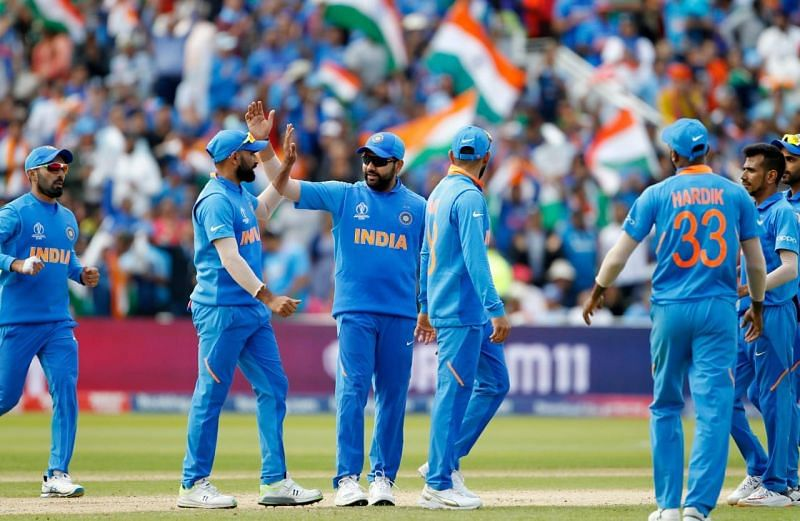 Team India won the match by 28 runs