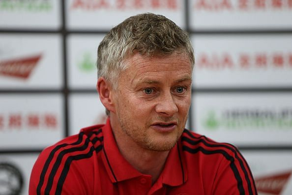 Solskjaer would be fairly pleased with United