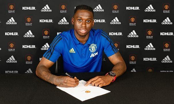 The future looking bright for Aaron Wan-Bissaka.