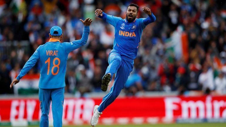 Pandya has improved his bowling a lot