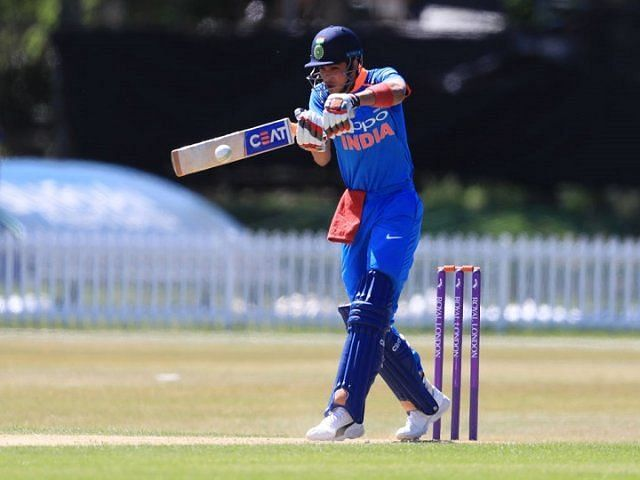 Shubman Gill was the top-scorer for India A from the series