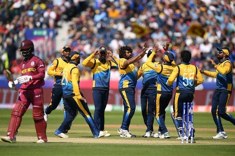 श्रीलंका ने वेस्टइंडीज को 23 रनों से हराया