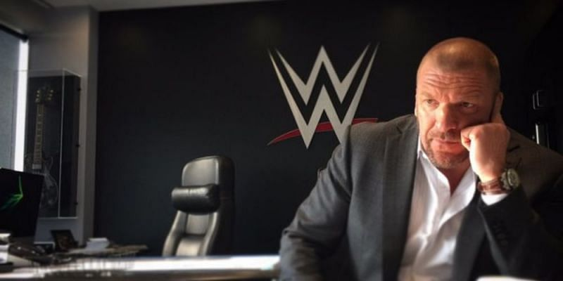 Triple H is set to take over WWE in a matter of years