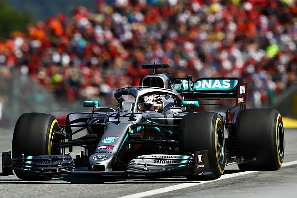 Lewis Hamilton holds the joint-record for most British GP wins ever.