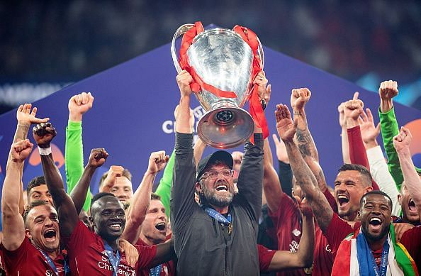 Jurgen Klopp guided Liverpool with European glory
