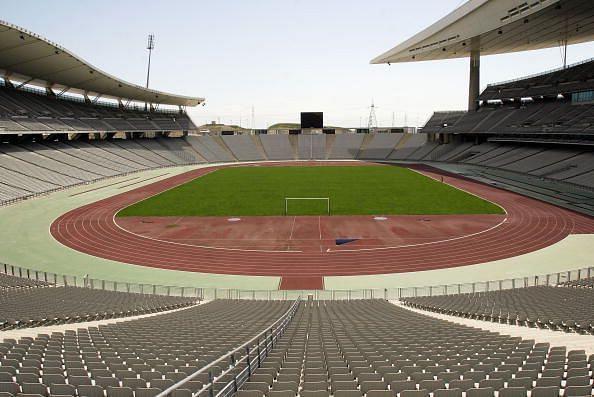 Ataturk Olympic Stadium - Venue for 2005 Champions League Final
