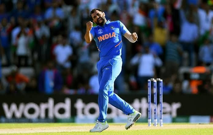 Mohammad Shami has been in stunning form this World Cup