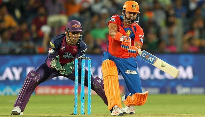 Dhoni and Raina have played for Pune and Gujarat respectively in the past