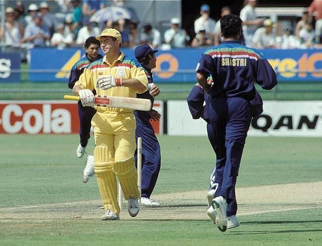 भारत vsऑस्ट्रेलिया - 1992