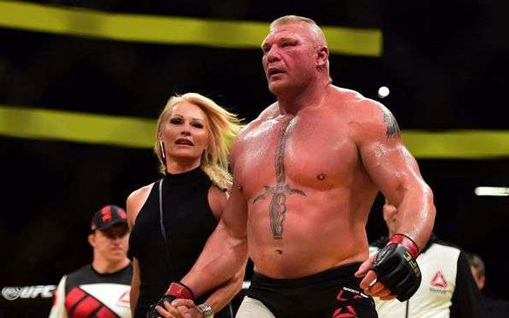 Brock Lesnar and Sable