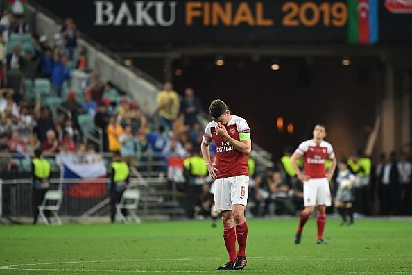 Koscielny may have played his last game for Arsenal, if he gets his way