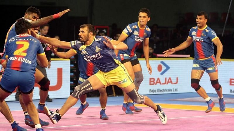 Ajay Thakur will be leading the Indian 7 squad