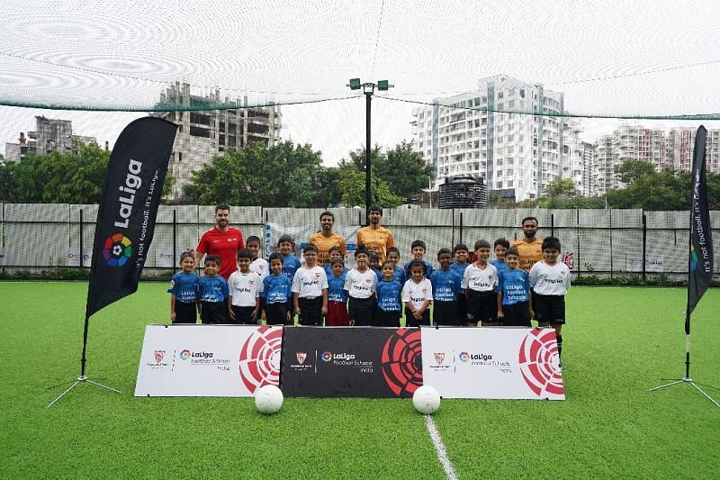 LaLiga Football school in Pune