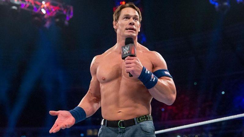 John Cena was WWE