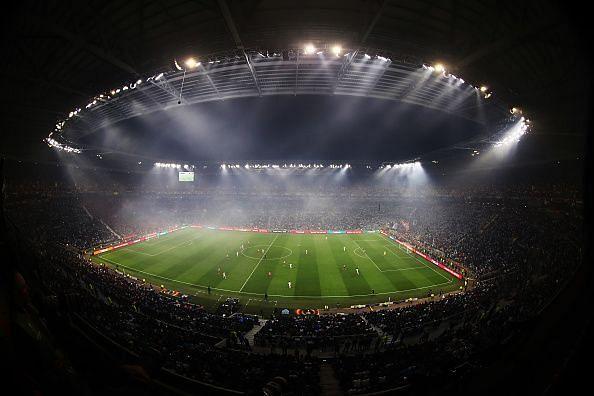Olympique de Marseille v Club Atletico de Madrid - UEFA Europa League Final