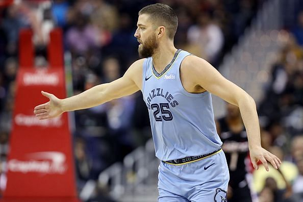 Chandler Parsons finally got away from Memphis
