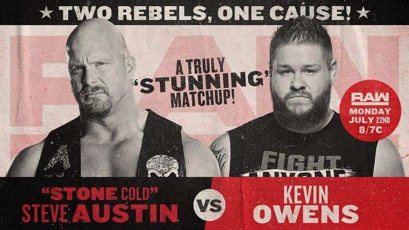 केविन vs स्टीव ऑस्टिन