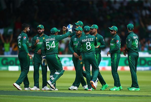 पाकिस्तान क्रिकेट टीम