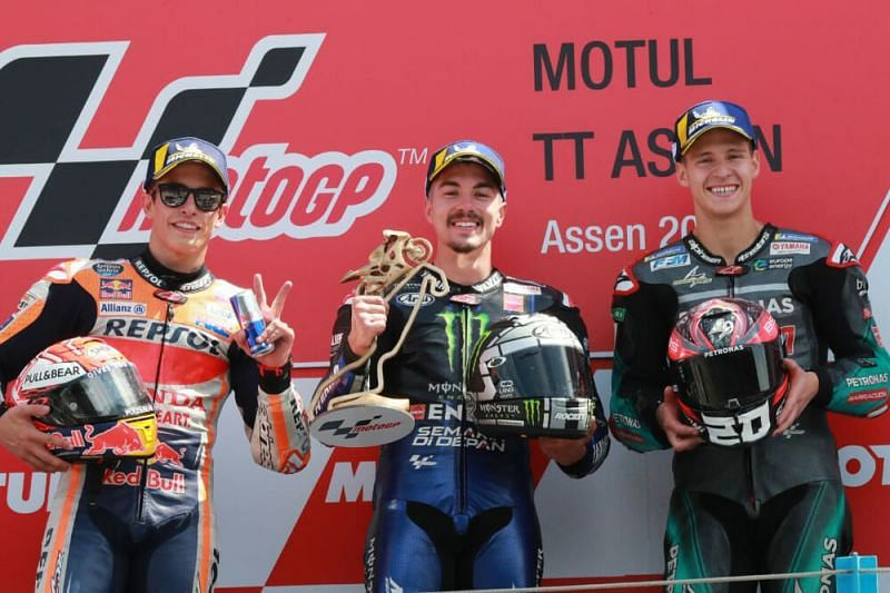 Assen delivered for Yamaha as they notched up their first win of the season
