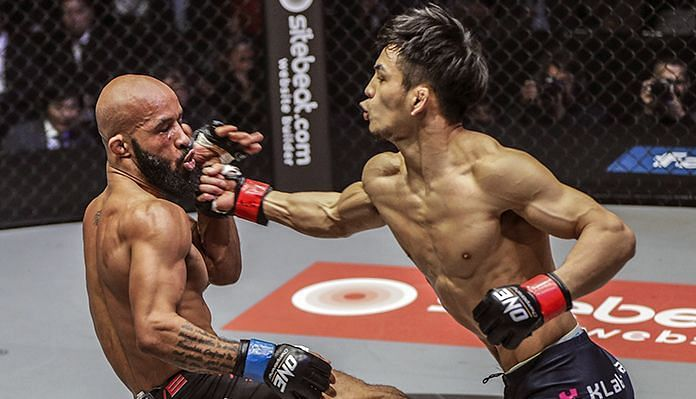 What we saw from the heavy-handed Yuya Wakamatsu against mixed martial arts legend Demetrious Johnson at ONE: A NEW ERA in March was no fluke