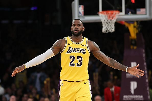 Stephen A. Smith has backed LeBron James to steer the Los Angeles Lakers a championship