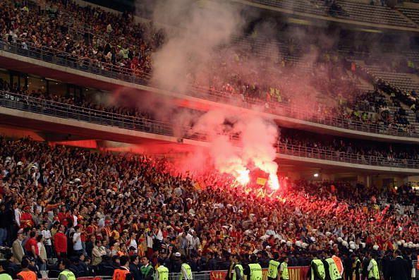 Turkish Cup Final - Galatasaray v Fenerbahce
