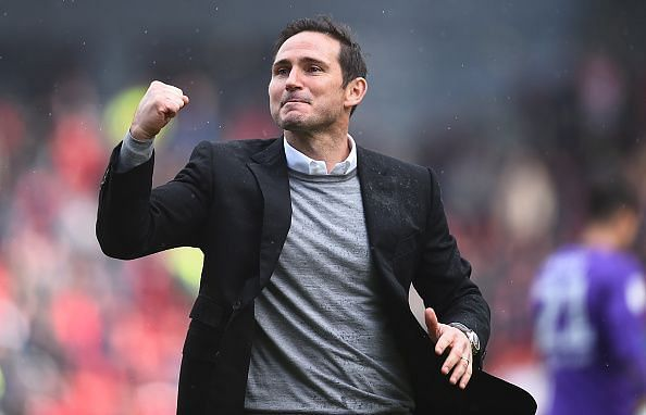 Chelsea have appointed Frank Lampard as the new manager
