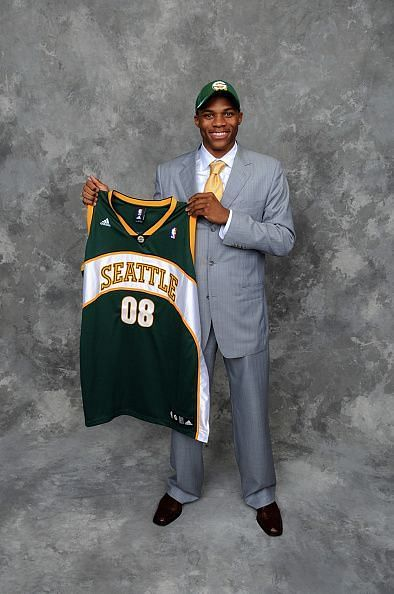 Russell Westbrook, 2008 NBA Draft Portrait
