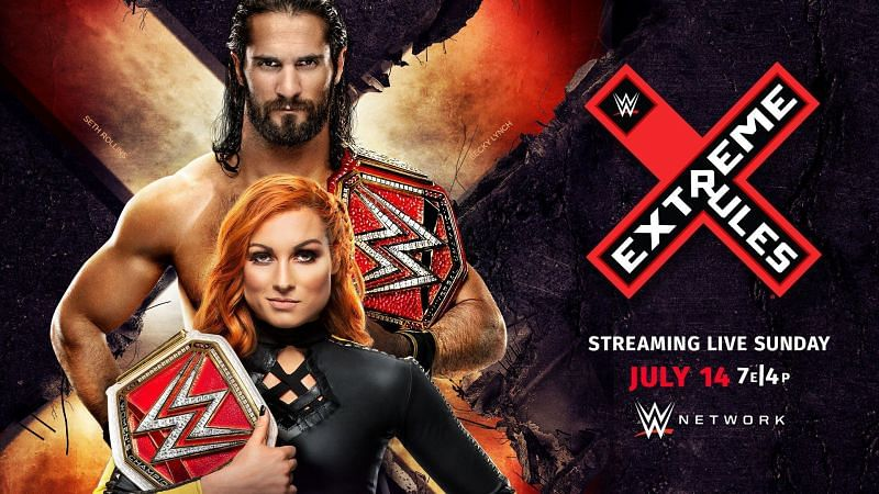 Seth Rollins and Becky Lynch will defend their titles in a Winners Take All mixed tag match tonight.