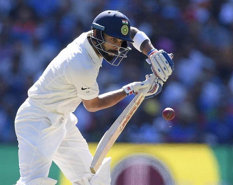Virat Kohli needs 314 runs to complete 1000 runs against West Indies in Tests