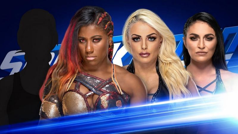 Who did Ember Moon