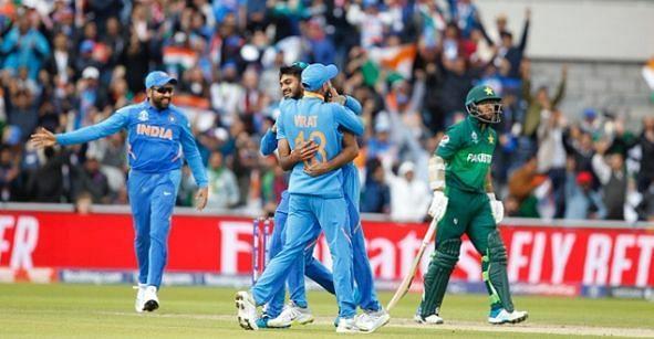 भारत-पाकिस्तान वर्ल्ड कप 2019