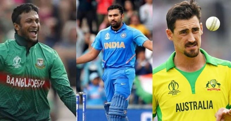Individual stars from eliminated teams are the favorites to win the Man of the Tournament award