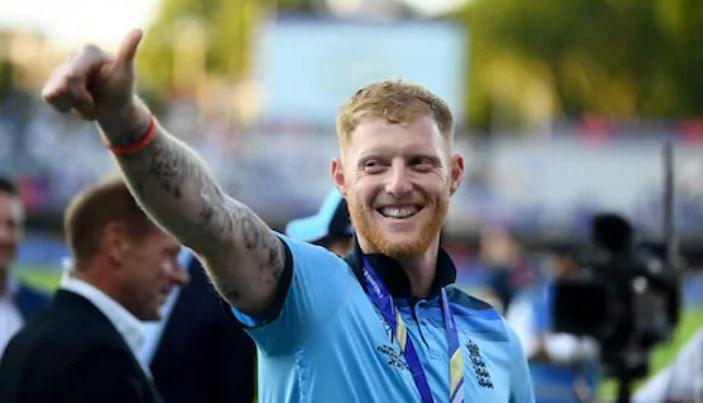 इंग्लैंड को विश्वकप का खिताब दिलाने के बाद खुश बेन स्टोक्स