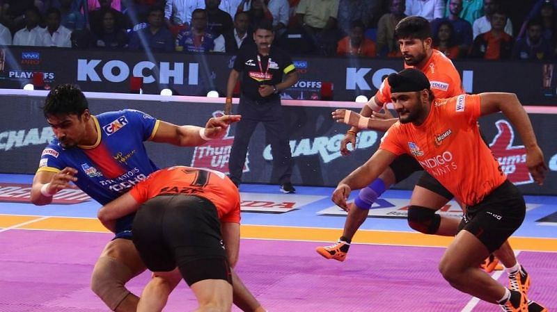 U Mumba had lost to UP Yoddha in the first eliminator of Pro Kabaddi 2018