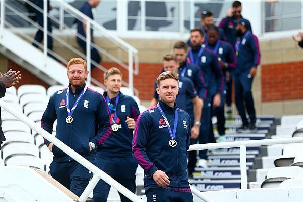 जेसन रॉय पहली बार टेस्ट टीम में चुने गए हैं