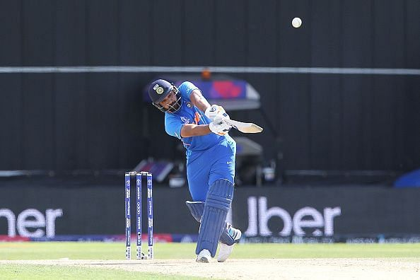 Rohit Sharma was at his sizzling best during the 2019 World Cup