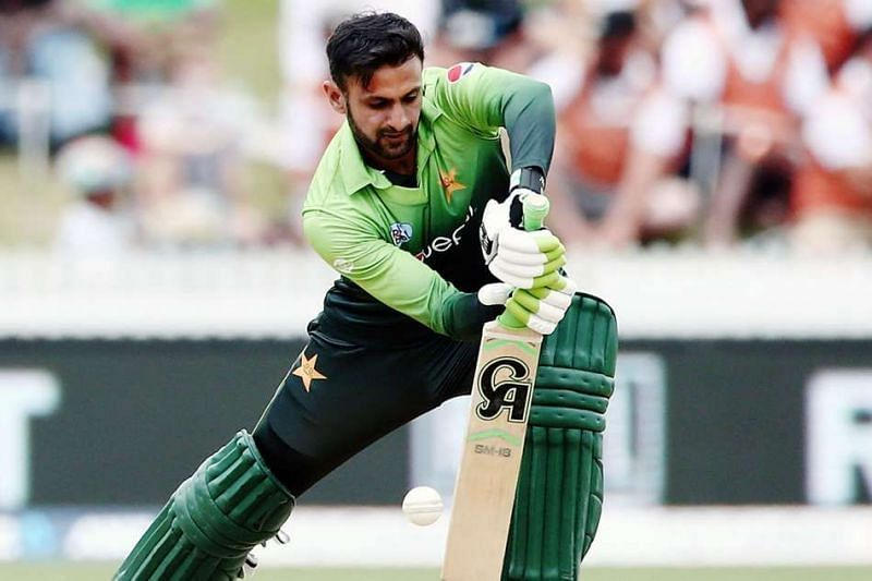 Shoaib Malik had a disappointing World Cup campaign in 2019