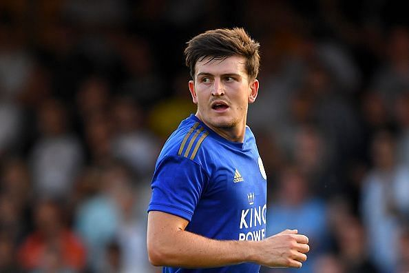 Harry Maguire could be a United player in the next few days
