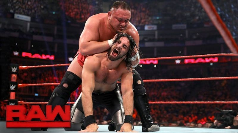 Though a SmackDown Superstar, Samoa Joe is a known