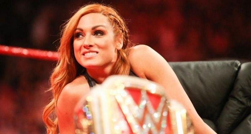 WWE RAW Women