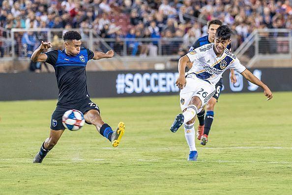 SOCCER: JUN 29 MLS - LA Galaxy at San Jose Earthquakes