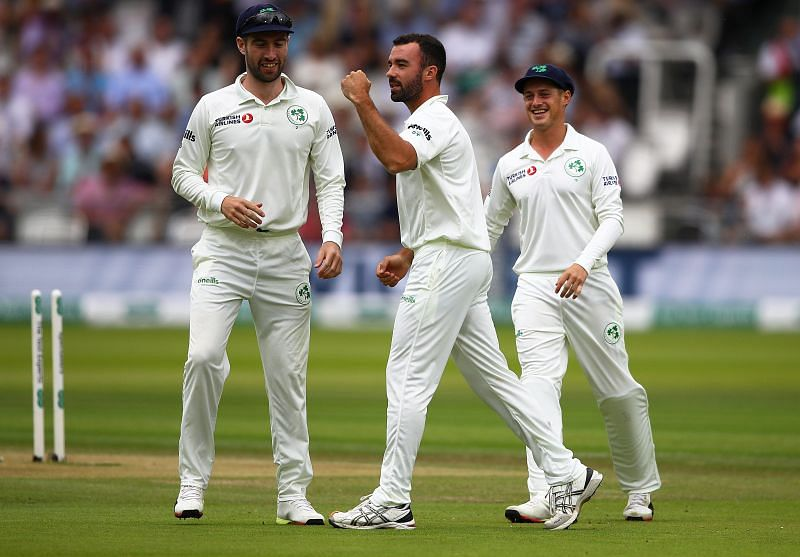 Ireland Played Brilliantly in this Test.