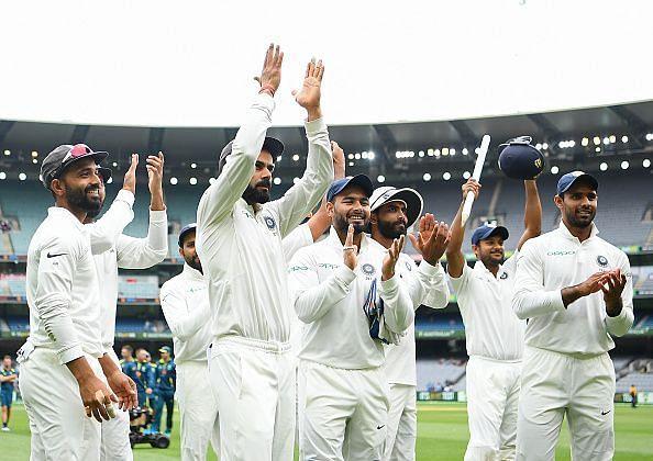 भारतीय टेस्ट टीम का हुआ ऐलान