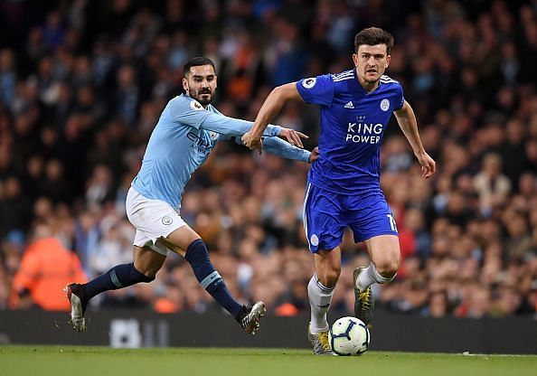 Harry Maguire is keen on a move away from Leicester this summer.