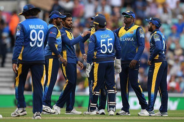 श्रीलंका क्रिकेट टीम